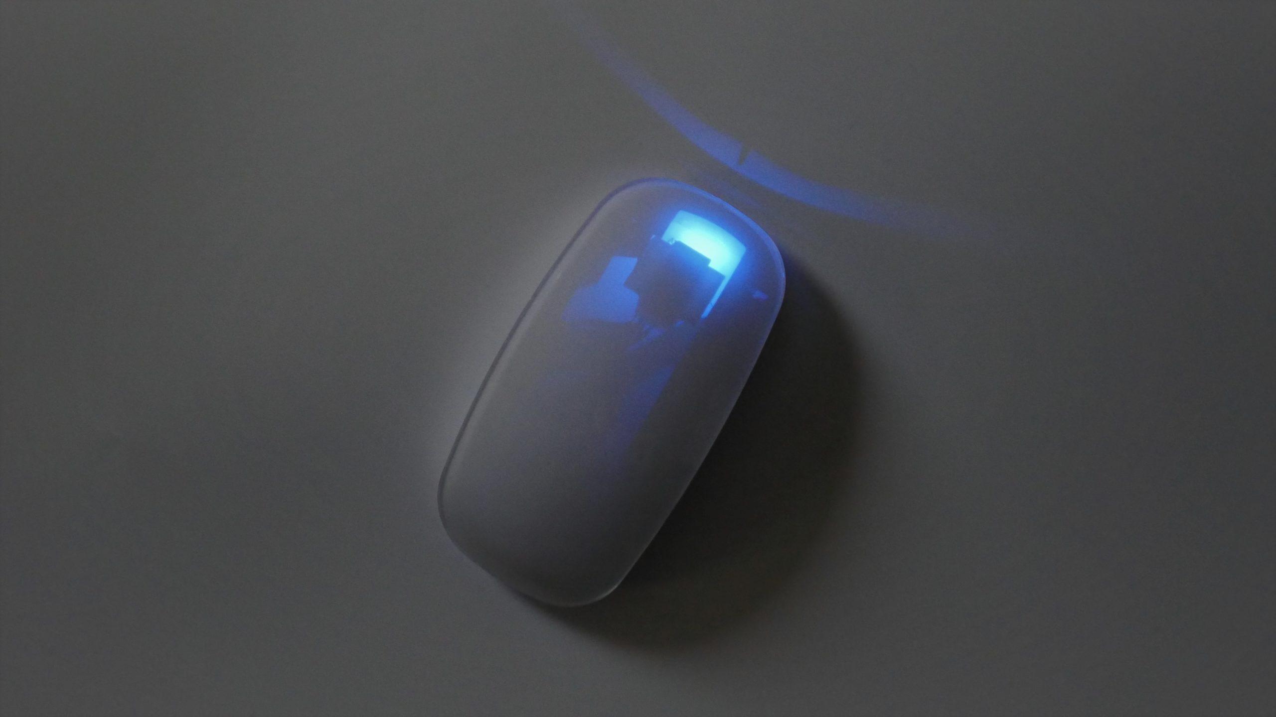 magic mouse ペアリングモード
