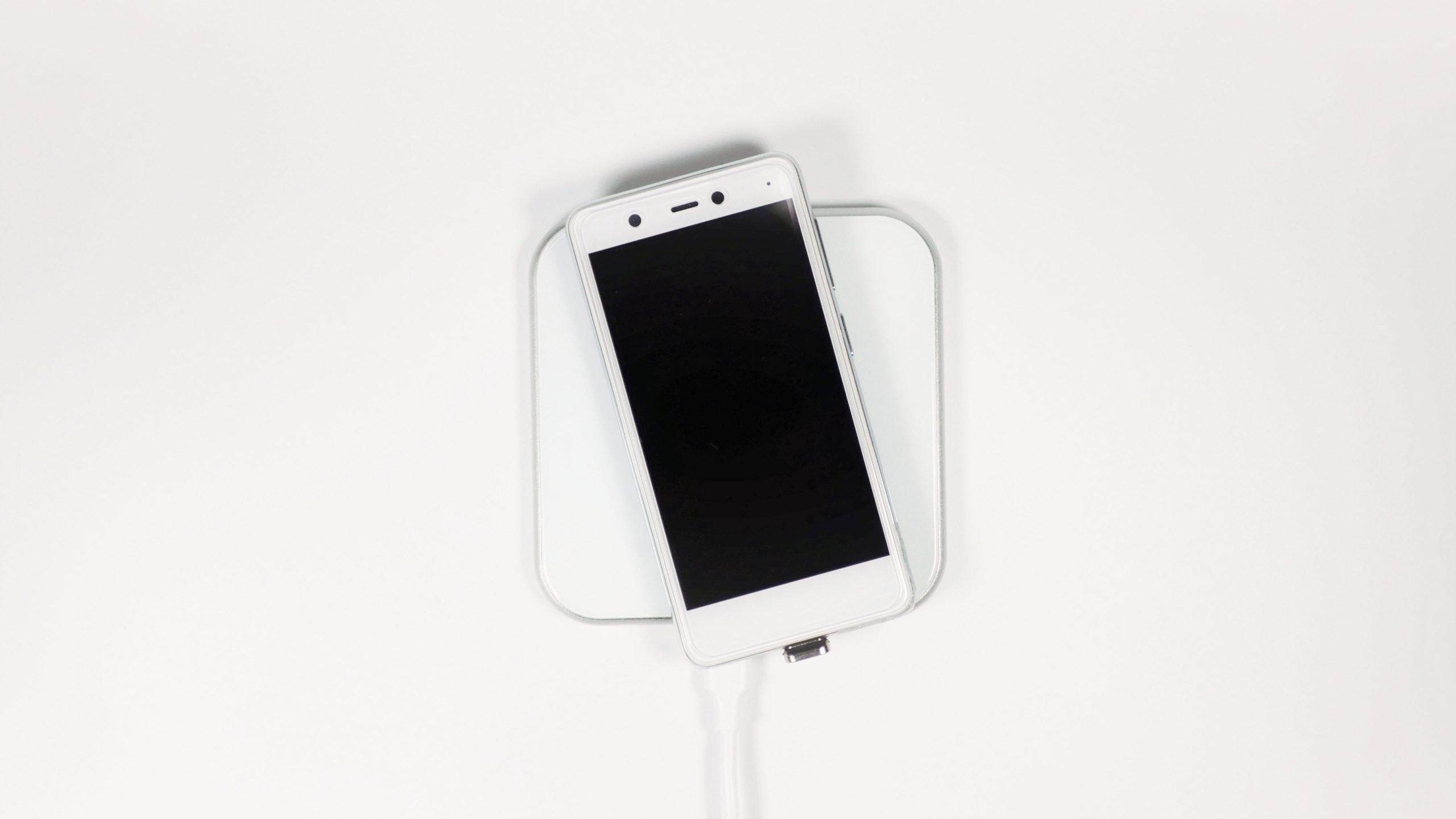 ワイヤレス充電 iphone 急速