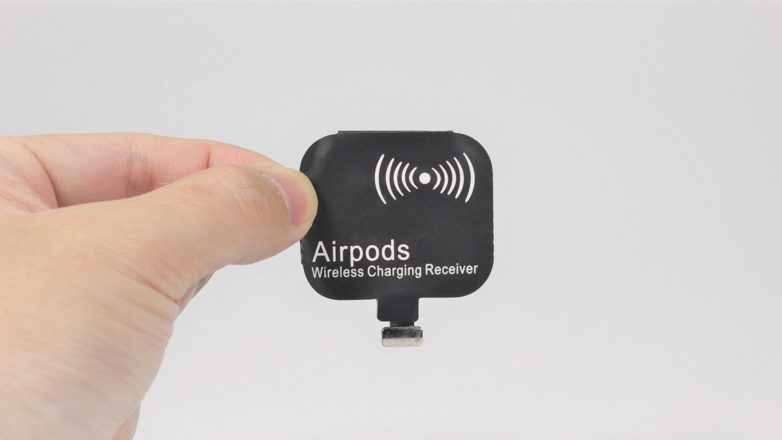 Airpods Qi レシーバー